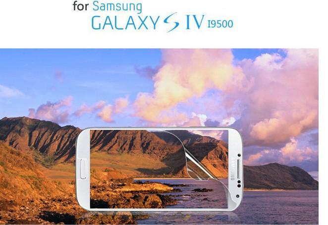Защитная пленка для мобильных телефонов Golden Guard 5 X Samsung S4 I9500 , For Samsung Galaxy S4 I9500 защитная пленка partner для samsung galaxy s4 zoom