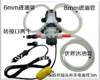 High Quality Professional 12V Diesel Fuel Oil Engine Oil Transfer Pump,Oil Extractor Changer Pump, powered by car battery