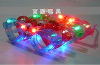 Love flashing glasses led glasses colorful led glasses dance party mask ball props