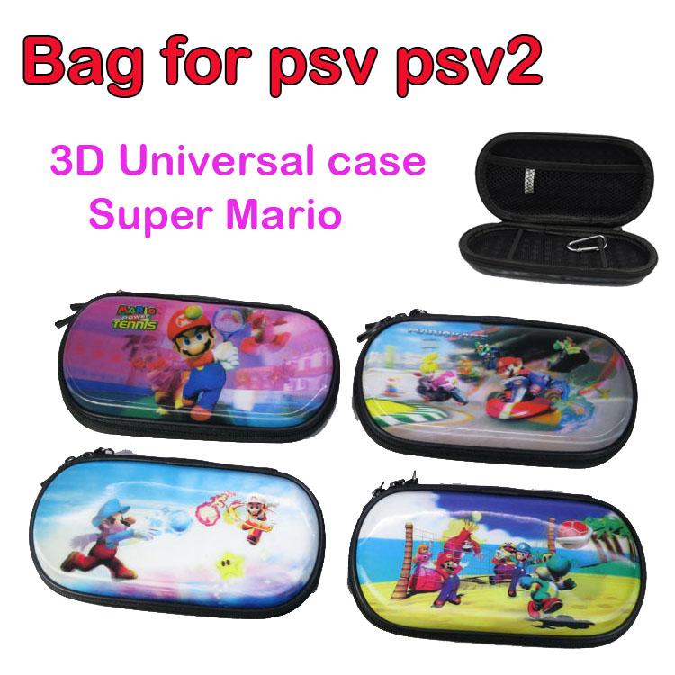 1000+Super+Mario+Games Cartoon Super Mario Hard Game Carry Bag For ...