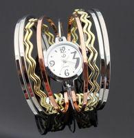 Modern lady quartz watch personality watches fashion bracelet fashion wristwatch vintage pretty  women dress watches 1032