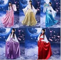 Tang suit hanfu women's costume photography clothes hanfu