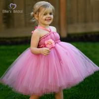 2013 luxury fashion princess flower girl dress skirt wedding banquet formal dress multicolor