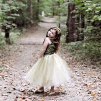 Ellies fashion bridal flower girl skirt 2012 noble princess wedding dress yarn ploughboys skirt