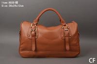 Free shipping designer brand new zipper bag rivet buckle handbag women fashion purse tote SF8939 white orange pink black
