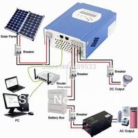 MPPT 20A SMART2 12V/24V/48V solar charge controller
