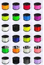 3d printer filaments PLA1.75mm /3.0mmplastic Rubber Consumables Material MakerBot/RepRap/Mendel/3d doodler print material