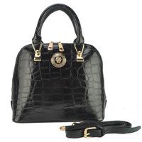 New Fashion Designers Brand Crocodile Pattern Women's Tote Handbag,Women Shoulder bags Ladies Messenger PU Leather Bag,vk1338