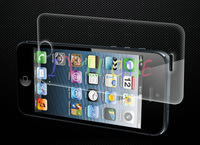 2014 new For iPhone 4 Premium Tempered Glass Screen Protector for iPhone 4s 4 Toughened protective film With Retail Package