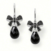 2014 New ! Wholesale 925 sterling silver earing Free shipping lovely 925 silver Dangle earrings Brand jewelry top selling TE93