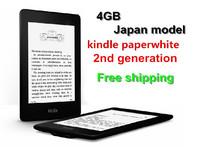 "NEW AMAZON KINDLE PAPERWHITE 2nd generation 4GB eBook e-ink screen WIFI  6""LIGHT WIRELESS EREADER Latest Gen 2013 Free shipping"