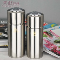 Stainless steel cup vacuum cup vacuum cup 350ml 428ml cqua student cup