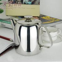 stainless steel coffee kettle oz teapot coffee pot cold water pot oiler vinegar