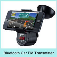 New Arrival Multi-functional Phone Holder Car FM transmitter Tunebase 360 Degree Rotation Drop Shipping