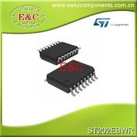 S ST202EBWR IC TXRX RS232 5V ESD 16-SOIC