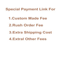 Special Payment Link For Custom Made Fees Rush Order Fees Extra Shipping Cost