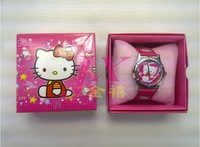 Hello Kitty Cartoon Watches For Children, Children's Birthday Gifts Electronic Watches, Casual Watches, Free Shipping!
