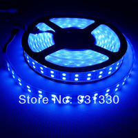 5M Double Row 5050 RGB LED Strip 600 120 LEDs/m 600 SMD Light Waterproof DC12V