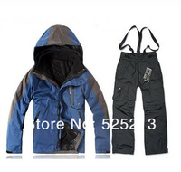 The new men's outdoor sports jackets listed brand waterproof windproof breathable men's ski jacket outdoors