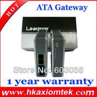 Linksys PAP2T ATA Gateway SIP VOIP Phone Adapter