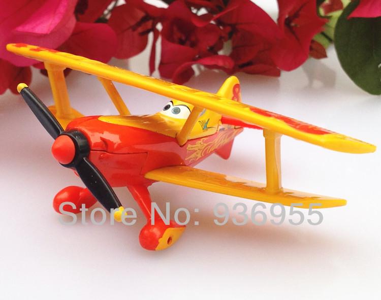 Free Shipping 1:55,No.8 Wings Around Globe Ryan Pixar Planes Toys Racing Metal Model Toy For Children(China (Mainland))