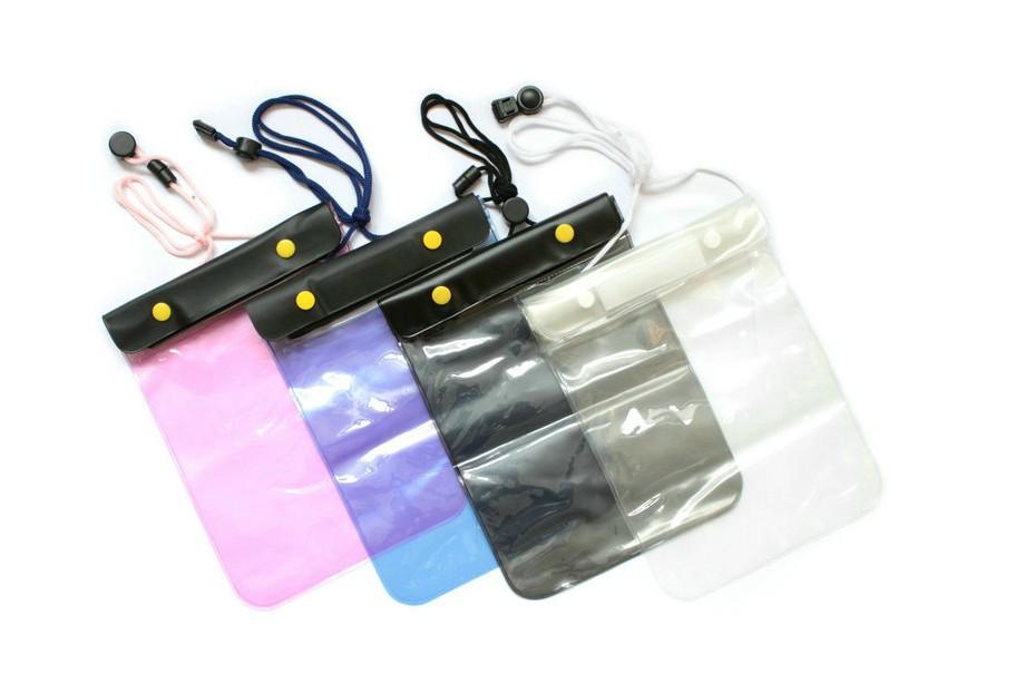 Free Shipping Men Women Swim Accessories Swim Waterproof with Three Waterproof line(China (Mainland))