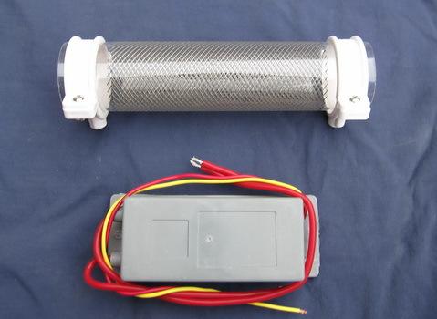12v 3.5 ozone generator ozone tube ozone power supply air purification(China (Mainland))