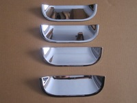 ABS Chromed Door Handle Bowl Cover Trim For Suzuki Alto 09+ 2009 2010 2011 2012 2013