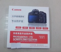 FOR Canon 5DIII 7D 60D 650D 5DII 600D camera screen protection film protective film