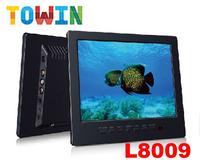 Towin l8009 small 8 mini lcd car tv machine computer monitor
