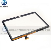 100% Guality Guaranteed For Samsung Galaxy Note 10.1 P600 Touch Screen Digitizer Glass Lens BY DHL EMS