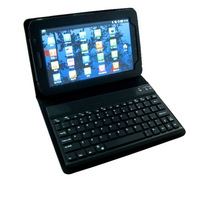 "Business style High Quality PU Seperable Wireless Bluetooth 3.0 Keyboard Case Stand For 7.0"" Samsung Galaxy Tab P1000"