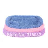 Y3 Wool Coral fleece plush super soft pet mat cat nest dog cat litter mat dog bed L princess beds FREE SHIPPING