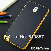 RETAIL, Luxury SGP Spigen NEO Hybrid Case Slim Silicon Case Cover for Samsung Galaxy Note 3 III N9000 Note3, FREE SHIP