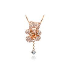 bear necklace promotion