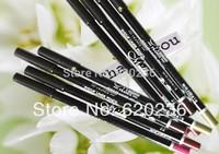 12 Colors Eye Make Up Eyeliner Pencil Waterproof Eyebrow Beauty Pen Eye Liner Lip sticks Cosmetics Eyes Makeup 50packs=600pcs