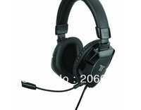 Free Shipping For Genuine Saitek TRITTON AX180 Performance Stereo Gaming Headphone w/ Mic For PS3 X BOX360