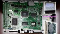 TEAC FD235HS1119 SCSI Floppy Disk Drive TEAC FD235HF-A700 + FD-235HS1119, 235HS 1119