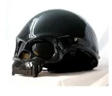 popular skull motorcycle helmet