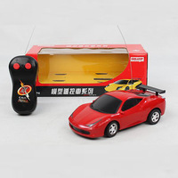 Toy car electric remote control car toy model puzzle child toy car 3c