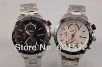 1pc/lot Freeshipping new arrival high quality stainless steel band curren watches for men/women,with calendar