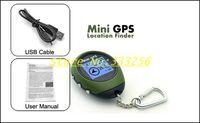 CAR GPS PG03 Mini GPS Handheld GPS Receiver Outdoor Backtrack Personal Navigation Location Finder Sport Travel Wild Explorers