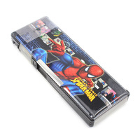 Free Shipping!  Cartoon spider man  Stationery Set Fashion School Set Wholesale good quality gift for children