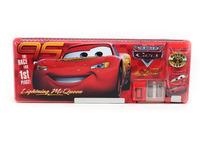 Free Shipping!  Cartoon Car 95 Stationery Set Fashion School Set Wholesale good quality gift for children