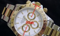 New hot sell Men's Automatic watch, luxury brand Steel, free shipping wristwatches for men R25