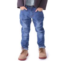2014 Hot sale  Newest Boys Jeans Trousers fashion Boys School Trousers 1422004 Boys Pants Children Casual Long Trousers