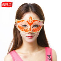 Cosplay mask female child dance party mask male princess mask