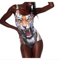 2014 New Fashion! 2PCS/LOT SEXY Womens Swimwear Swimsuit 3D Cute Girl Bikini Galaxy Digital Print 22 Color Free Shipping