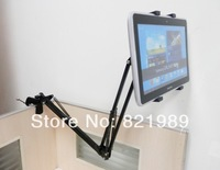 360 Rotatable Desk Top Table Bed Clamp Mount Stand Holder for Tablet PC Stand