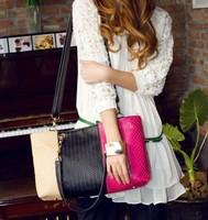 New Fashion Summer Striped Ladies Handbags Lovely Shoulder Bag bolsos sac desigual beautician High Quality